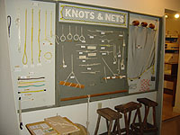 Knots and nets